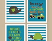 Nursery decor, baby boy prints; baby shower gifts; nursery prints; little boy prints; nursery art; baby boy gifts; baby shower gift; animals