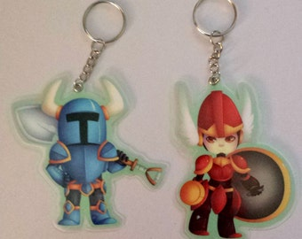 ON SALE: Shovel Knight Key Chain Set [Last Chance]