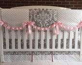 Single crib rail cover, ling side