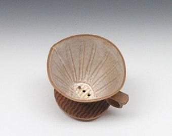 Pour Over, Ceramic Coffee Maker, Handmade Coffee Dripper