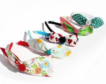 HEADBANDS for kids - Handmade headbands for little girls