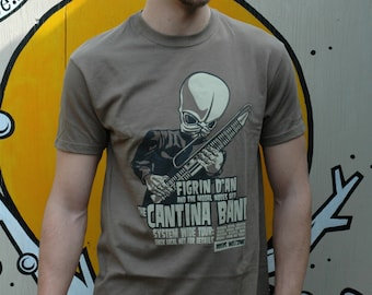 Star Wars 'Cantina Band' Screen printed T Shirt