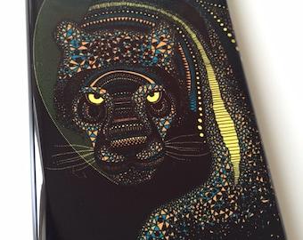 Jaguar Tiger phone case / Animal phone case / iPhone 8 / 8 Plus / 7 / 7 Plus / 6 / 6S / SE / 5 / 5S / Samsung Galaxy S7 / S6 / S6 Edge / S5