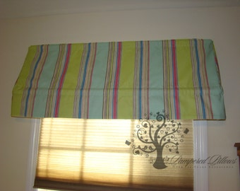 """CUSTOM Indoor Awning - Fits up to 40"""" wide window"""