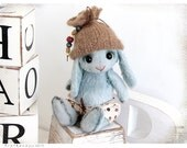 PATTERN Download to create teddy like Bunny Baby Kesha) 7 inch