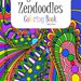 My Pocket Zendoodles Coloring Book ** Price Reduced for Printing Error See Pictures ** By Kathy Ahrens