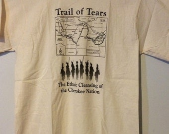 Trail of Tears Native American/American Indian T-shirt