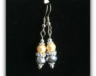 Cute Beaded earrings