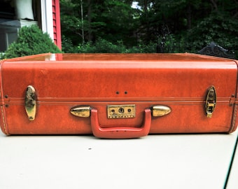 Vintage Samsonite Streamlite Luggage