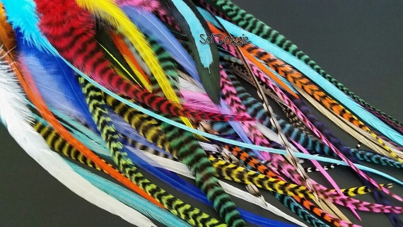 Mixed Craft Feathers DIY Craft Supplies Feather Hair Accessories Wholesale Feather Suppliers - 80