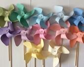 6 Jumbo Pinwheels