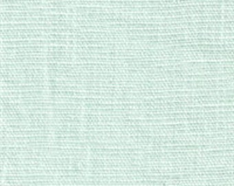 Mint Medium Weight Linen Fabric-15 yard bolt