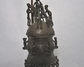 Antique African Bronze Jar