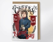 Birthday Card - Cheers To You On Your Name Day - Game Of Thrones Birthday Card - Tyrion Birthday Card - Game Of Thrones Card - Tyrion Card