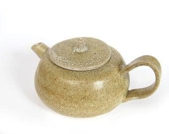 Stoneware Creamy Teapot (500ml)