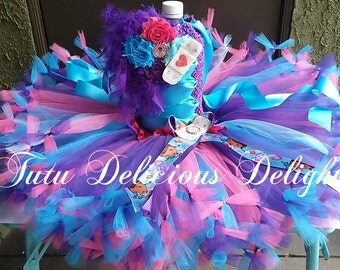 Doc McStuffins tutu dress, Doc Mcstuffins Party, Doc Mcstuffins Costume , Kids Birthday Tutus, Photo Props, Doc Mcstuffins birthday dress