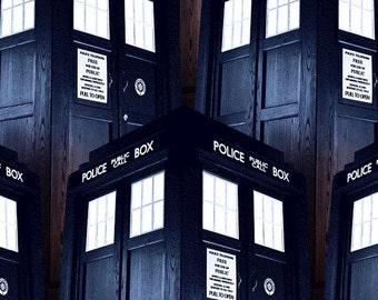 LAST YARD - Springs - BBC Dr. Who Packed Tardis