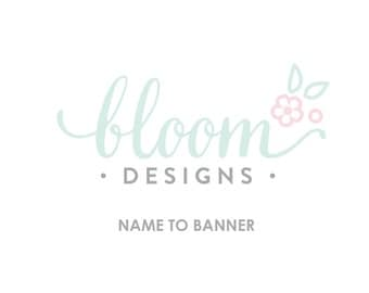 add name to any banner