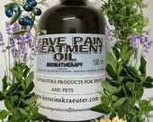 Nerve Pain Relief Aromatherapy Oil Blend ~ Multiple Sizes