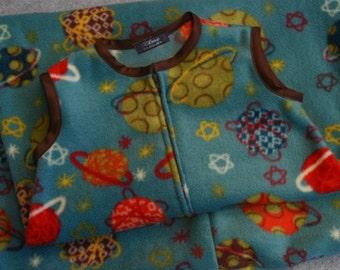 CUSTOM poly fleece sleep sacks