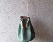 Bucket Mint Bag