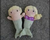 Custom Wrap Scrap Mermaid or MerBoy