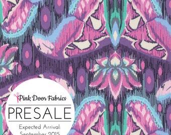 PRESALE - Eden - Atlas in Amethyst - PWTP070.AMETH - Tula Pink for Free Spirit - 1/2 Yard