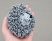 Amigurumi Hedgehog Crochet toy for children  stuffed animal SMALL