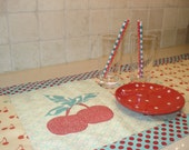 Cherry-O  Table Runner