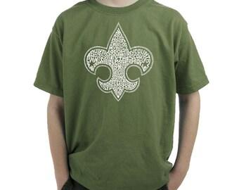 Boy's T-shirt - Boy Scout Oath