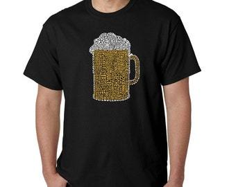 Men's T-shirt - Slang terms for being drunk
