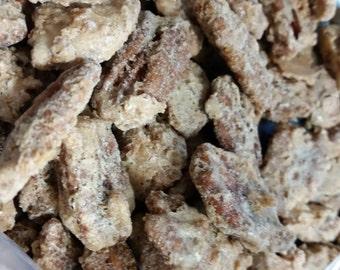 Cinnamon Pecans 1 lb