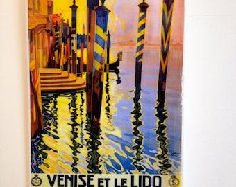 Italian home decor Venice Wall tile