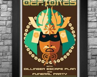 Deftones Etsy