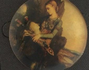 Pictorial Studio Button Orpheus