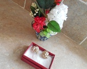 Trafari earring, with mini gift pot special love gift use coupon code GOTTOGO for 30% off