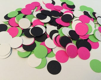 Circle confetti, Baby shower confetti, birthday confetti, wedding confetti, paper embellishment, party decor  (200count)