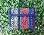 Handmade Tribal Short Wallet