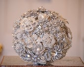 BLACK FRIDAY Ready to Ship Custom Brooch Bouquet SALE