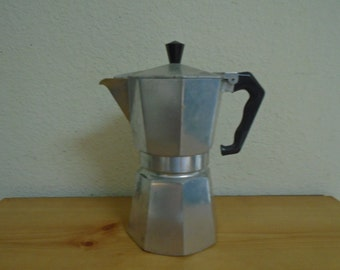 Vintage Junior Express / Espresso Maker / Bialetti / Made in Italy