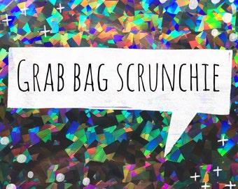 GRAB BAG Hair Scrunchie