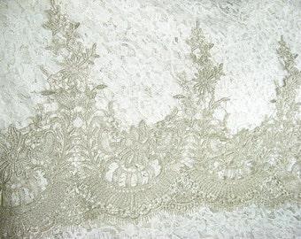 metallic silver lace trim, gold crochet lace trim, venice lace trim