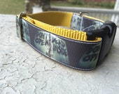 "Harley's the Walking Dead 1"" Buckle collar"