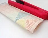 Flat Iron Case | Hello Bear by Art Gallery Fabrics | IN STOCK