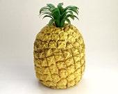 Vintage Plastic Pineapple Ice Bucket