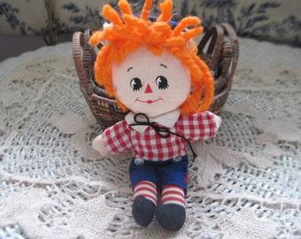 Darling Little Raggedy Andy By Knickerbocker :)S