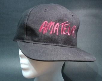 amateur n.y.c. snapback - never worn berfore