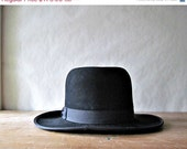 June Sale Amish Mennonite Black Hat, Men Women Amish Fashion Trend, Goth Punk