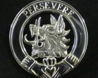 O'Day Irish Crest Badge