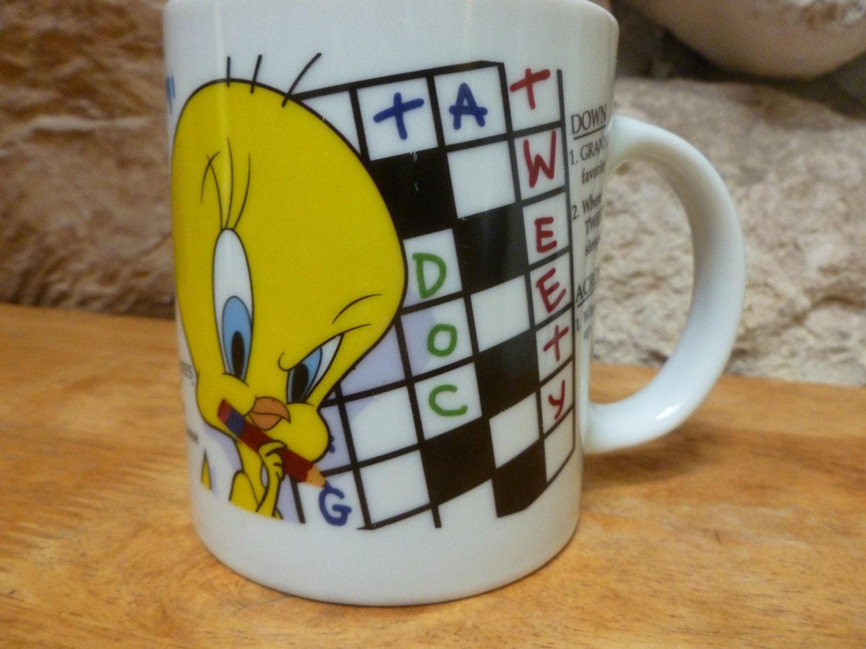 tweety crossword